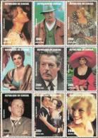 Senegal 1999 _  Movie Actors - International Philatelic Exhibition ITALY '98 _ MNH ** - Senegal (1960-...)