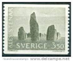ZWEDEN 1966 Stenen 3.50kr PF-MNH - Schweden