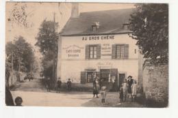 SAINT SERVAN - CAFE CIDRE EPICERIE - AU GROS CHENE - ROUTE DE QUELMER - PROPRIETAIRE ELOI ROUX - 35 - Saint Servan