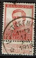 118  Obl Relais  Vorst (Kempen)  + 15 - 1912 Pellens