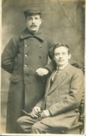 Correspondance De Guerre Camp De Prisonniers Soltau  2 Scans - Weltkrieg 1914-18