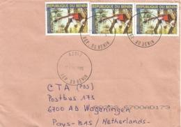 Benin 2005 Azove Guenon Endemic Monkey Ape 175f Cover - Singes