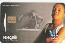 New Zealand -  Future Champions - Hurdles - NZ-C-062 - Neuseeland