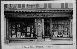 Soissons André Vergnol Rue Du Collège - Soissons