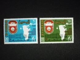 BAHRAIN, 1970 2nd Conference Of The Arab  Cities Org. Scott # 171-172 MNH Cv. 18,75$ - Bahrain (...-1965)