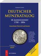Deutscher Münzkatalog 18. Jahrhundert - 1700 – 1806 / Deutschland, Österreich Und Schweiz - Books & Software