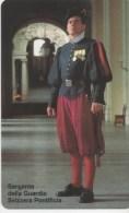 NUOVA-(Mint)-49-VATICANO -GUARDIA SVIZZERA - Vaticaanstad