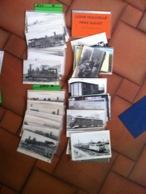 LOT DE 175 CARTES POSTALES ANCIENNES (format 9 X 13)  TRAIN    LIQUIDATION DE STOCK - Postkaarten