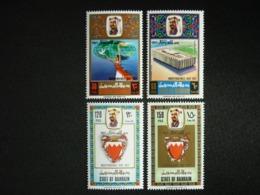 BAHRAIN, 1971 Declaration Of  Bahrain Independence Scott # 182-185 MNH Cv. 41,50$ - Bahrain (...-1965)
