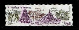 FRANKRIJK  GESTEMPELD  NR°  Y.T.  4661 - Francia