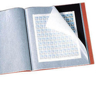 Mint Sheet Album For 24 Oversized Full Sheets Up To 340x370 Mm - Klemmbinder
