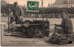 50 ST SAINT LO ROTISSEURS METIER TOURNOU GIGOT - Saint Lo