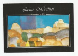 Tunisie - Hammamet 1914 Tableau Aquarel De Louis Moilliet - Túnez