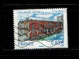 FRANKRIJK  GESTEMPELD  NR°  Y.T.  4902 - Francia