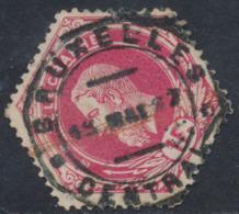 """Télégraphe - TG6 Obl Télégraphique """"Bruxelles (central)"""" - Telegraph"""