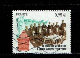 FRANKRIJK  GESTEMPELD  NR°  Y.T.  4934 - Francia