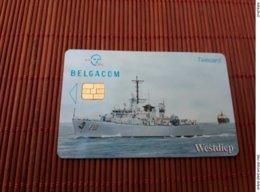 CP-P141 West Diep Marine (Mint,Neuve) With Blister Tirage 1000 EX Très Rare - Belgien