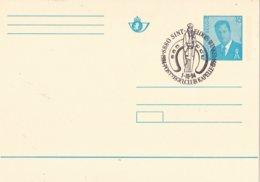 België - Briefkaart - Kapelle - Sint-Eloois-Winkel - Postzegelclub Kapelle 1984-1994 - (1994) - Storia Postale