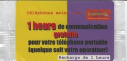 Carte Prépayées Différente - BUDGETELECOM.COM   -  Prépaid - Frankrijk