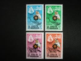 BAHRAIN, 1974 National Day Scott # 210-213 MNH Cv. 13,85$ - Bahrain (...-1965)