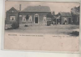 59 - BELLIGNIES - La Croix Blanche Et Poste De Douaniers - Douane