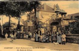 94-CHAMPIGNY-HÔTEL RESTAURANT DES SPORTS DE FRANCE, 20 ROUTE DE VILLIERS - Champigny Sur Marne