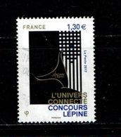 FRANKRIJK  GESTEMPELD  NR°  Y.T.  5141 - Francia