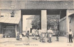 94-ORMESSON - INTERIEUR DE LA FERME - Ormesson Sur Marne