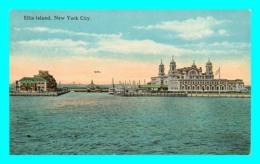 A750 / 113  NEW YORK CITY Ellis Island - Unclassified