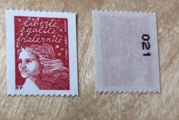 Type Marianne De Luquet N° 3418b - Frankreich