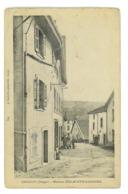 CPA 88 LEPANGES MAISON DELACOTE-BARADEL - Francia