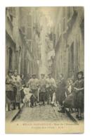 CPA 13 VIEUX MARSEILLE RUE DE L'AMANDIER COMITE DES FETES - Marsiglia