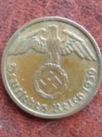 ALLEMAGNE SUPERBE 2 REICHSPFENNIG 1939 F - 2 Reichspfennig