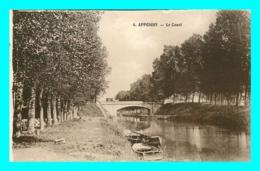 A749 / 319 89 - APPOIGNY Le Canal - Appoigny