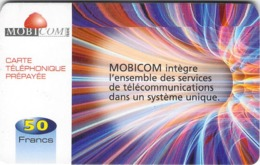 MOBICOM   -  Prépaid - Carte Prépayée  - - Frankrijk