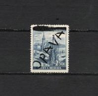 1945 Czechoslovakia Local Liberation Revolutionary Overprints OPAVA Postfrisch - Tsjechoslowakije
