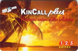 KING CALL PLUS  -  Prépaid - Carte Prépayée  - - Frankrijk