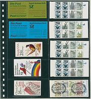 Lindner 725 Klarsichthüllen Für Markenheftchen - 1 Stück - Zubehör