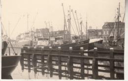 Delfzijl - Haven - 1962 - Foto 7 X 11 Cm - Plaatsen