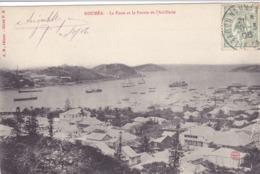 150/ Nouvelle Caledonie, Noumea, La Passe Et La Pointe De L'Atillerie, 1906 - Nouvelle Calédonie