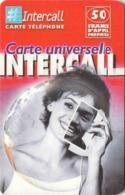INTERCALL  -  Prépaid - Carte Prépayée  - - Frankrijk