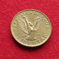 Chile 5 Pesos 1989 KM# 217.2 Chili - Chili