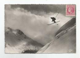 74 Haute Savoie Cachet Chalet De Rochebrune A Megeve évasions La Boutique D'antiquaire ...ski 1946 - Megève