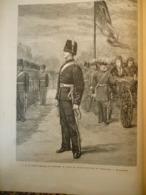 S A Le Prince Impérial En Uniforme De Cadet De L'école Militaire De Woolwich 1879 - Documents Historiques