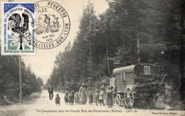 Grands Bois Des Echarneaux  - Campement De Bohemiens - Sonstige Gemeinden