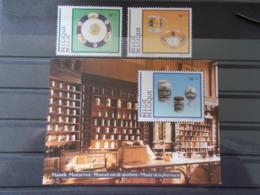 BELGIQUE -  BLOCS FEUILLETS N°69 + Les Timbres De La Serie N° 2566/67 Année 1994  Neuf XX  ( Voir Photo ) - Blokken 1962-....