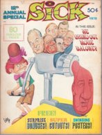 Sick (Hewfred 1972) - Zeitschriften