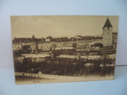 MURTEN FRIBOURG FR  SUISSE  CPA 1912 - FR Fribourg