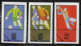 ALLEMAGNE   Projet * * NON DENTELE  Cup  1974    Football  Soccer  Fussball - 1974 – West Germany