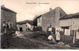 88: Rare Cpa NORROY SUR VAIR La Commanderie Animeee - Andere Gemeenten